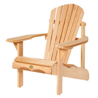 Adirondack Bear Chair Zedernholz BC201C