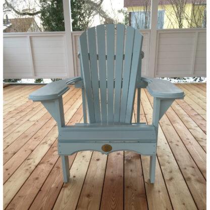 Adirondack Bear Chair Pinienholz BC201P, Teresa's Green (aus der Farbpalette von Farrow and Ball)