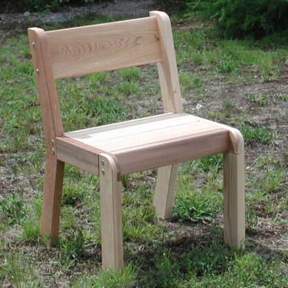 Adirondack Bear Chair Sitzbank BC625C