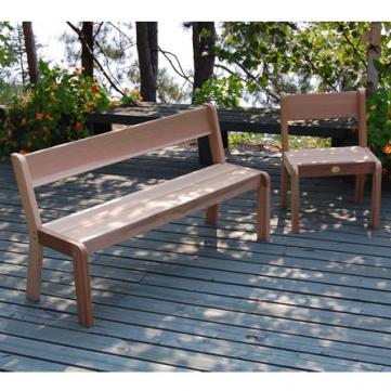 Adirondack Bear Chair Sitzbank BC625C und BC655C