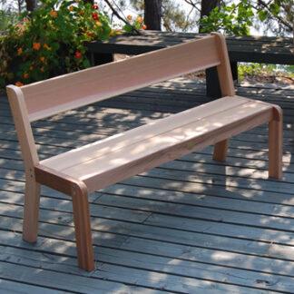 Adirondack Bear Chair Sitzbank BC655C