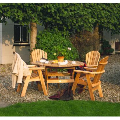 Bear Chair Dining Table / Esstisch BC48C, Durchmesser 120cm