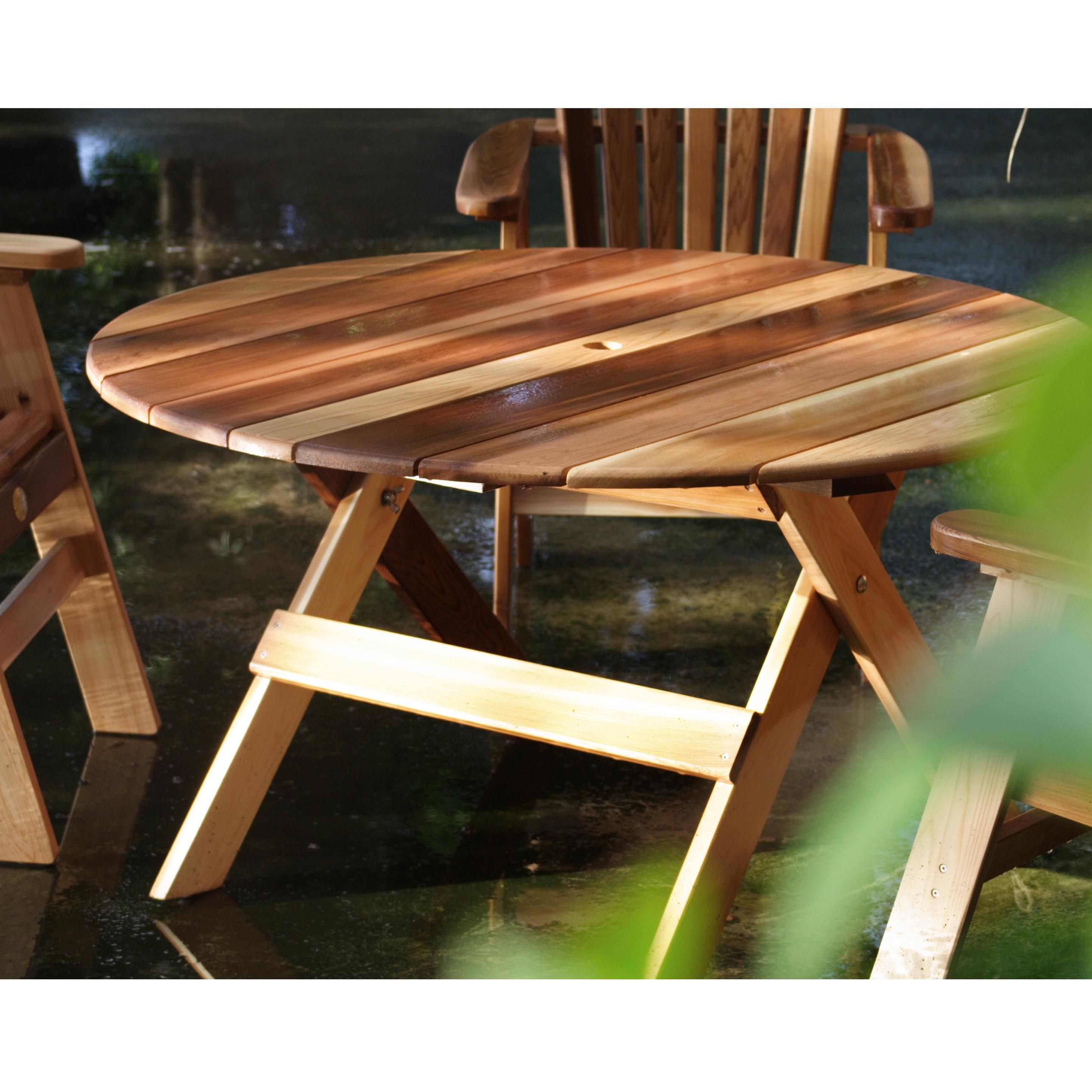 Bear Chair Esstisch rund, BC-42C / BC-48C / BC-58C