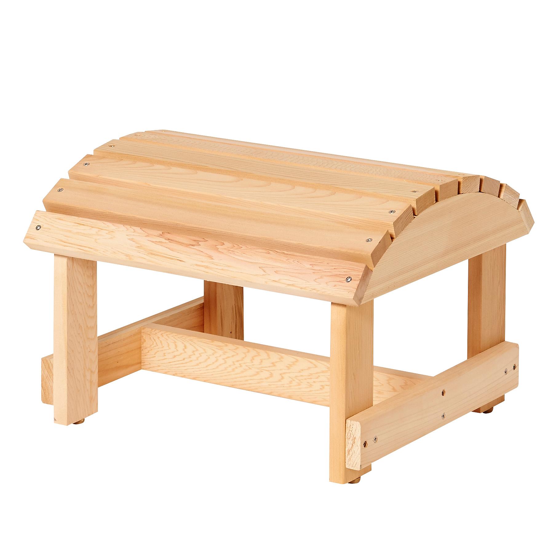 Bear Chair Footstool / Fuss-Stuhl BC01C