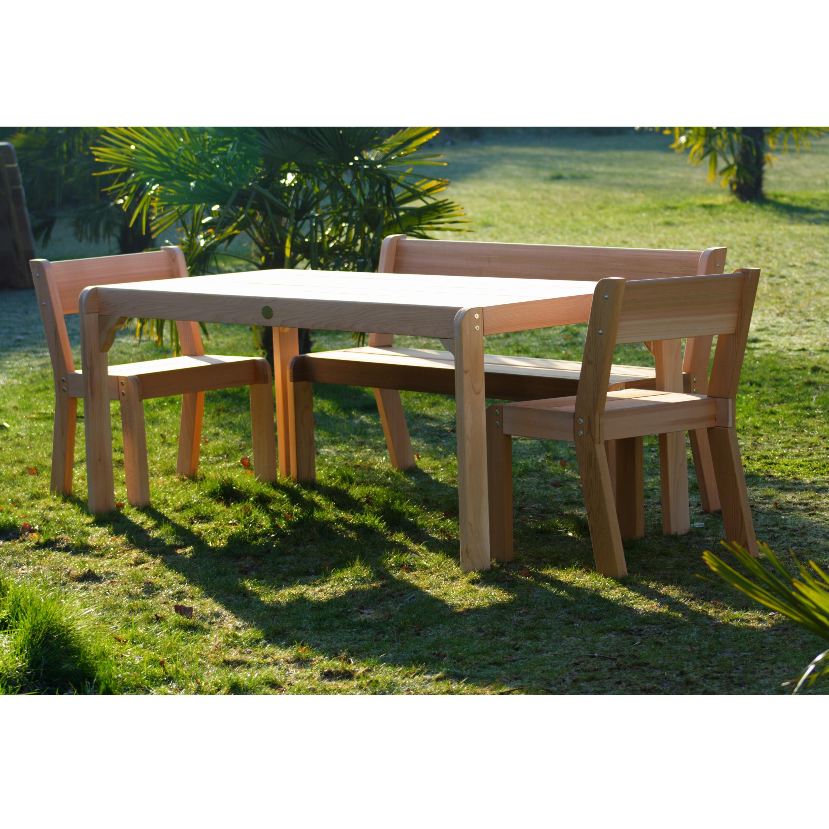 Bear Chair Sitzbank BC625C (Länge 60cm) / BC655C (Länge 150cm)