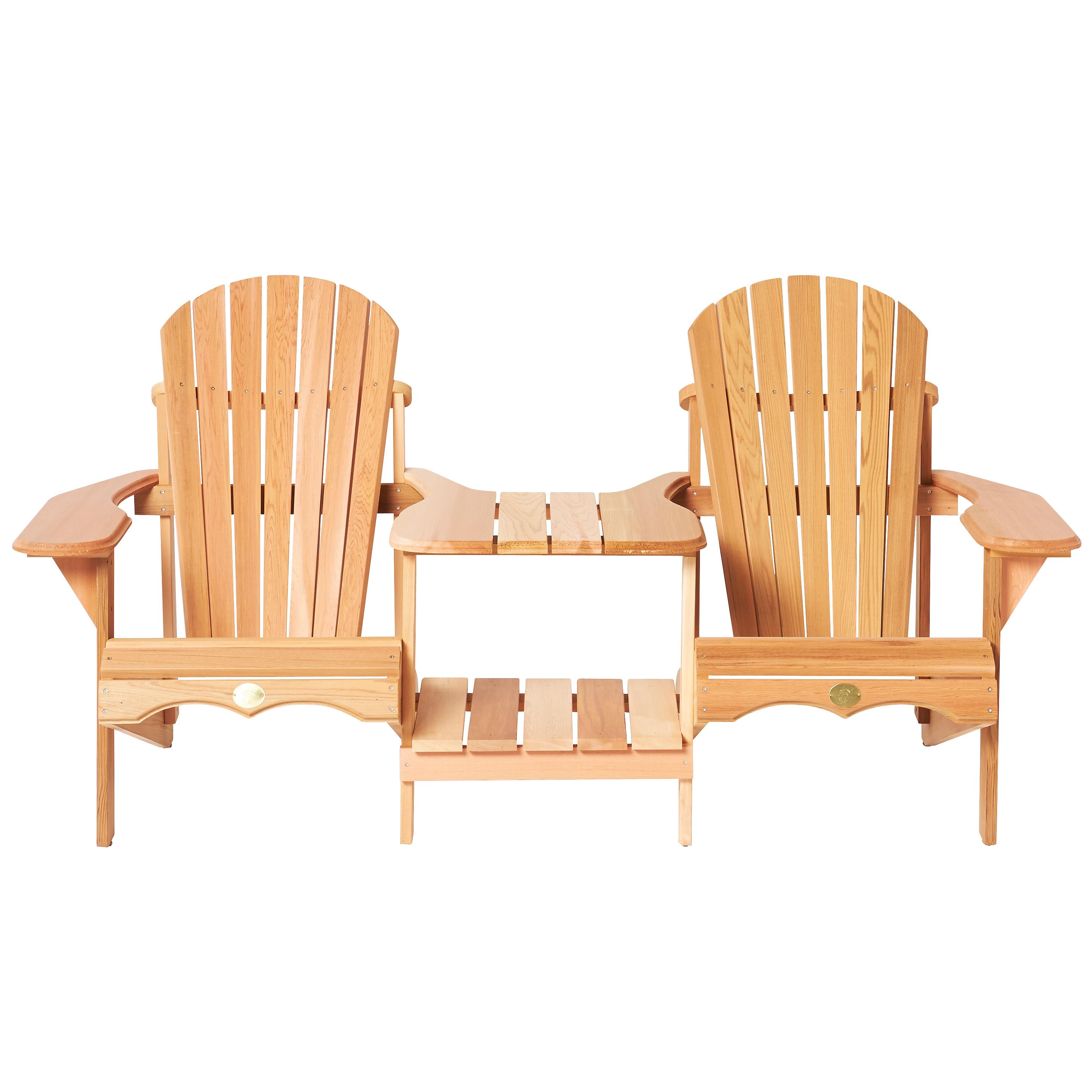 Bear Chair Tête-à-tête / Päärchen-Sitz BC900C, gerade