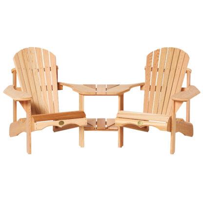Bear Chair Tête-à-tête / Päärchen-Sitz BC950C, angewinkelt