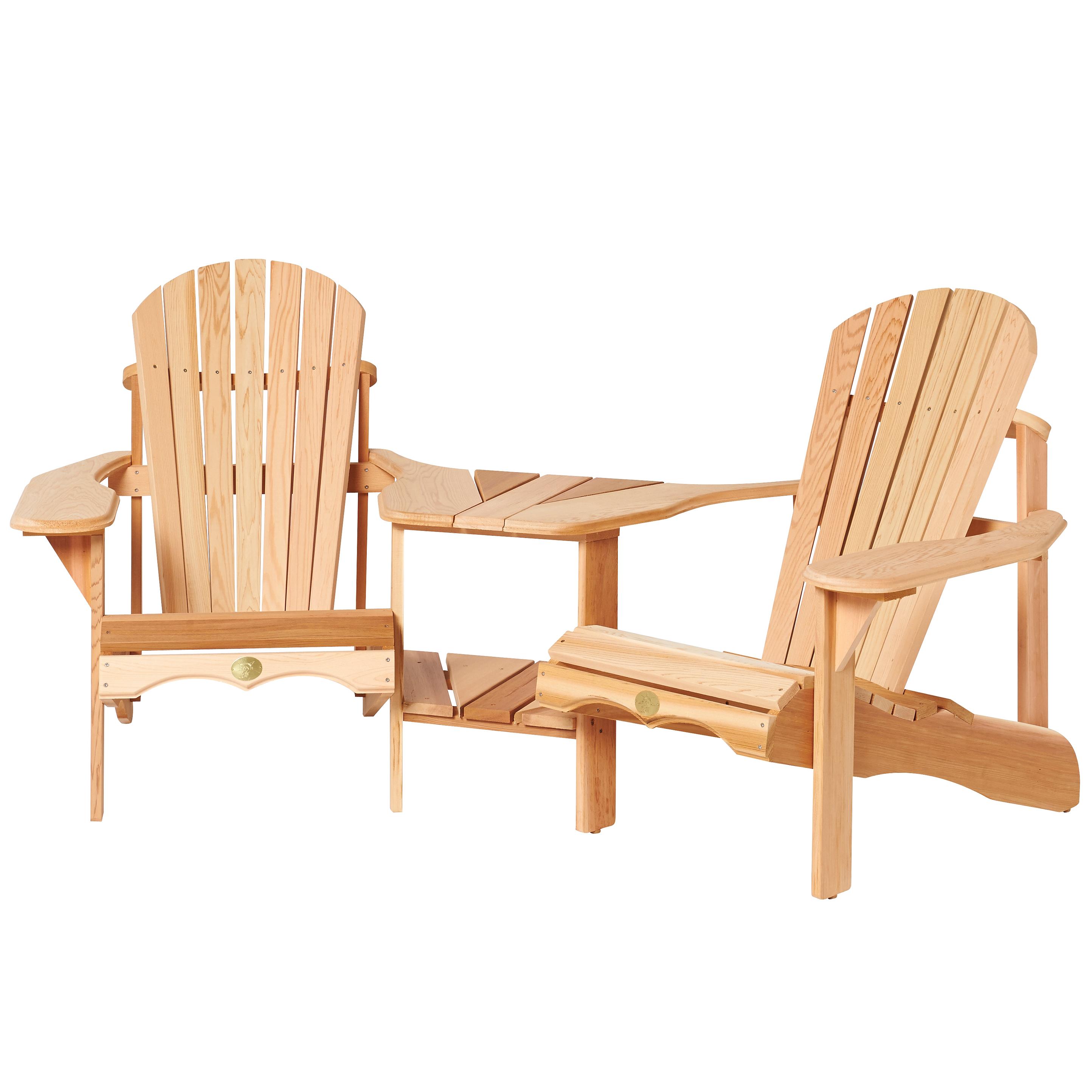 Bear Chair Tête à Päärchen Sitz Bc950c Angewinkelt