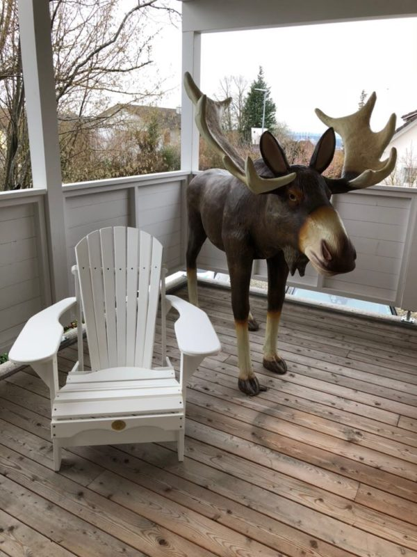 Bear Chair Composite